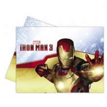 'Iron Man 3' Plastic Tablecover 1PK